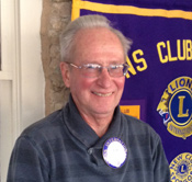 Jim Johnson : Vice President - Pancake Breakfast Cordinator - Candy Days Coordinator