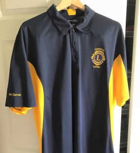 Lion's Club Shirt